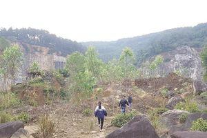 Hà Tĩnh: Người phụ nữ tử vong khi đi bóc đót trên núi Hồng Lĩnh