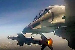 Ấn Độ thử nghiệm tên lửa không đối không thế hệ mới tích hợp cho Su-30