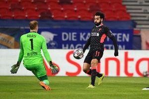 Kết quả RB Leipzig 0-2 Liverpool: Salah và Mane tỏa sáng