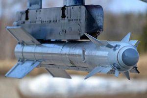 Su-27 trang bị vũ khí diệt tàu sân bay đến châu Âu
