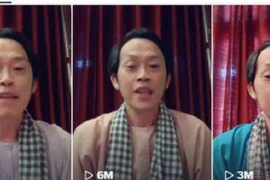 'Đu' trend Tiktok, NSƯT Hoài Linh cũng tìm cách 'câu view'