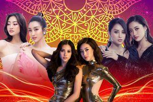 Đỗ Mỹ Linh - Trần Tiểu Vy - Lương Thùy Linh đẹp không tì vết, tự hào Top Hoa hậu Nhân ái Miss World