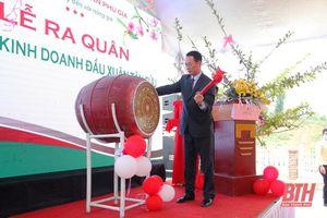 Phó Bí thư Tỉnh ủy Trịnh Tuấn Sinh dự lễ ra quân sản xuất đầu năm tại Công ty CP Giống Phú Gia