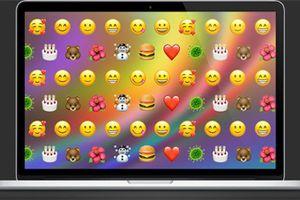 Cách nhập biểu tượng cảm xúc trên Mac