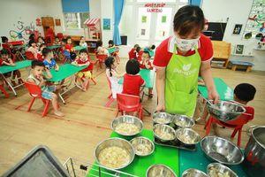Cấp học mầm non của Hà Nội có 23.077 phòng học