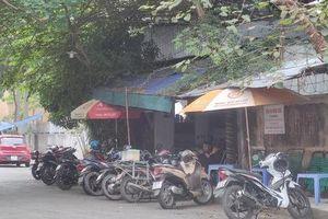 TP. Thanh Hóa cấm sử dụng vỉa hè, không gian công cộng để kinh doanh.