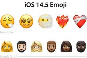 Cộng đồng mạng thích thú khi iOS 14.5 cập nhật icon 'chữa lành trái tim tổn thương'