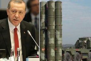 Thổ Nhĩ Kỳ có thể từ bỏ S-400 của Nga trong điều kiện có lợi cho Ankara?