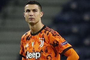 Ronaldo nhạt nhòa trong trận thua của Juventus