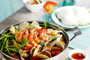 4 nhà hàng hải sản cho tiệc tân niên ở TP.HCM