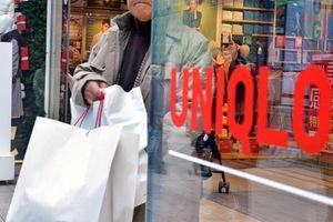 Công ty sở hữu Uniqlo lần đầu vượt mặt Zara