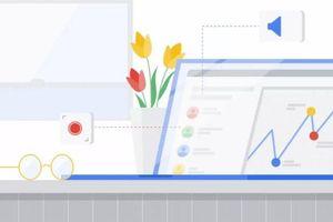 Chrome OS bổ sung tính năng ghi màn hình tích hợp