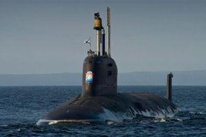 Đô đốc Mỹ nói về tàu ngầm chỉ Mỹ đối phó được
