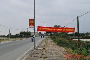 Bảo đảm phòng dịch, Nam Định đóng cửa Chợ Viềng