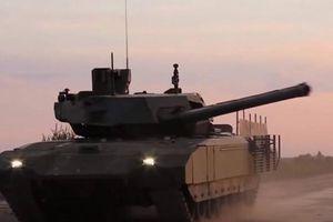 Nga lần đầu tiên công khai xe tăng T-14 'Armata' ở nước ngoài