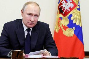 Giữa lúc phương Tây gây áp lực vụ Navalny, Tổng thống Nga cảnh giác nguy cơ can thiệp bầu cử