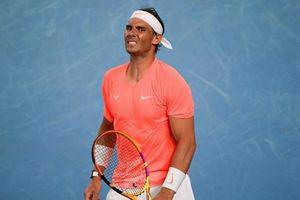 Nadal dừng bước tại tứ kết Australia Open 2021