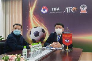 Chốt thời gian diễn ra trận đấu còn lại của vòng loại World Cup 2022
