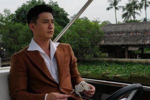 Huỳnh Anh phản hồi việc mở cửa xe gây tai nạn