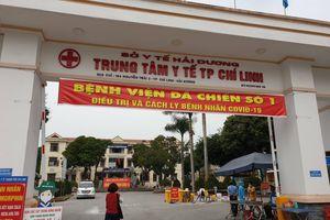 'Tướng diệt COVID-19' đến thị sát tâm dịch tại Chí Linh