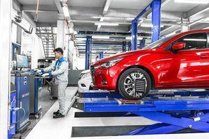 Nguyên tắc bảo dưỡng xe dành cho tài mới