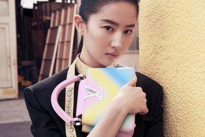 Đập tan tin đồn thất thiệt, Louis Vuitton khẳng định Lưu Diệc Phi vẫn là gương mặt đại diện