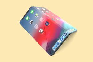 Lộ thêm bằng chứng Apple đang phát triển iPhone màn hình dẻo