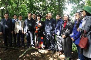 Hà Tĩnh: Chủ tịch Tập đoàn TH Thái Hương khảo sát đầu tư du lịch tại Vũ Quang