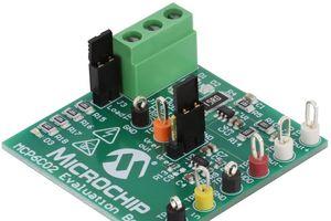 Microchip đảm bảo hiệu suất năng lượng trong giám sát dòng điện
