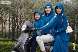 Laroma Fashion: Tiên phong thị trường áo chống nắng cao cấp cả cho gia đình