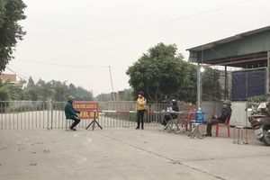 Quảng Ninh dỡ phong tỏa tạm thời 2 xã ở thị xã Đông Triều