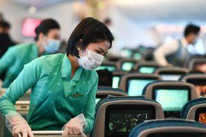 Mùa Tết buồn của hàng không Việt