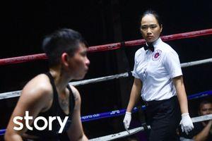 Nữ trọng tài boxing đầu tiên của Việt Nam