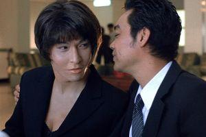 Lưu Đức Hoa với vai diễn giả gái khó nhận ra