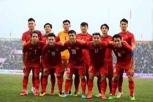 Đội tuyển Việt Nam tiếp tục đứng hạng 93 thế giới