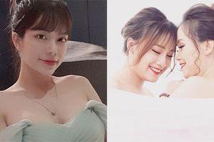 Hai con gái xinh như hoa của diễn viên Hoàng Yến