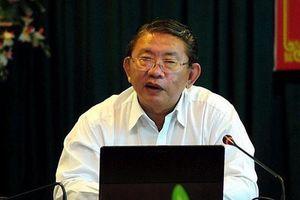 Truy bắt nguyên Giám đốc Sở Khoa học Công Nghệ tỉnh Đồng Nai