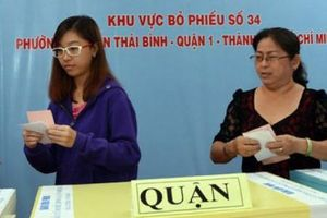 TPHCM giới thiệu bao nhiêu nhân sự ứng cử đại biểu Quốc hội?