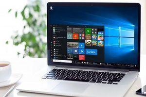 5 bước cài Windows 10 trên máy Mac