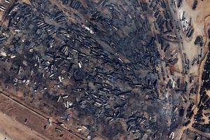 Kinh hoàng vụ nổ thiêu trụi 500 xe tải chở dầu ở Afghanistan