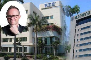 Phó chủ tịch HĐQT người Anh của REE nộp đơn từ nhiệm