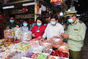Tân Châu tiếp tục đấu tranh chống buôn lậu, gian lận thương mại