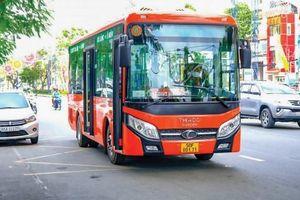 Phát triển mạng lưới xe buýt chất lượng cao