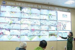 Thái Bình: Sẽ phạt 'nguội' qua hệ thống camera giám sát thông minh