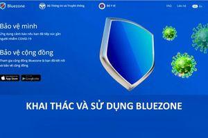 Gửi bản tin tuyên truyền cài đặt Bluezone tới 879.000 thuê bao tại Hải Dương