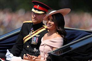 Hoàng gia Anh tước toàn bộ tước vị danh dự của Hoàng tử Harry