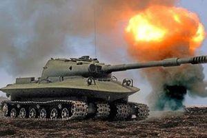 Khám phá siêu xe tăng Liên Xô có thể chống chọi vũ khí hạt nhân