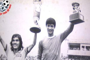 38 năm và 2 gương mặt điển hình của bóng đá Việt Nam