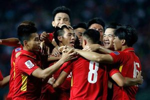 Tuyển Việt Nam 'trùm' Đông Nam Á và 14 châu Á