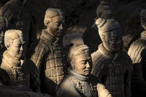 Trung Quốc phát hiện hàng nghìn ngôi mộ cổ ở Tây An